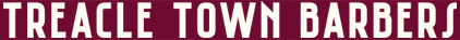 Treacle Town Barbers